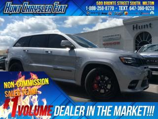 Used 2018 Jeep Grand Cherokee SRT8/DUAL PANO/SUEDED INTERIOR & MORE!!! for sale in Milton, ON