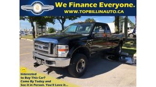 Used 2009 Ford F-250 XLT 4X4 LONG BOX for sale in Vaughan, ON