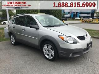 Used 2003 Pontiac Vibe GT for sale in Richmond, BC