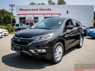 Used 2015 Honda CR-V EX-L , Factory Warrenty Until 2021 for sale in Port Moody, BC