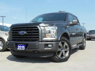 Used 2015 Ford F-150 XLT 2.7L V6 for sale in Midland, ON