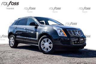 Used 2014 Cadillac SRX Luxury AWD Driver Aware Pkg Nav Roof for sale in Thornhill, ON