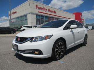 Used 2015 Honda Civic EX, FREE EXTENDED WARRANTY! for sale in Brampton, ON