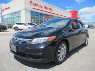 Used 2012 Honda Civic EX, GAS SAVING CAR! for sale in Brampton, ON
