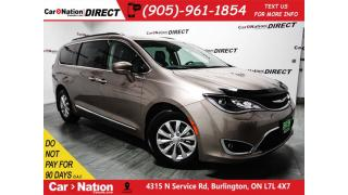 Used 2017 Chrysler Pacifica Touring-L| NAVI| LEATHER| BACK UP CAMERA| for sale in Burlington, ON