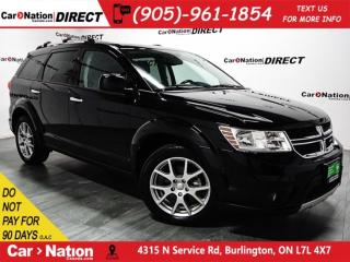 Used 2015 Dodge Journey R/T| AWD| 7-PASSENGER| NAVI| LEATHER| for sale in Burlington, ON