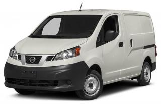 Used 2017 Nissan NV 2500 MINI CARGO VAN LOADED for sale in Richmond Hill, ON