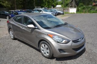Used 2013 Hyundai Elantra 4dr Sdn, L, auto, pwr windows and locks for sale in Halton Hills, ON