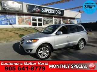Used 2012 Hyundai Santa Fe GL Premium  AWD ROOF HEATED SEATS CAMERA for sale in St. Catharines, ON