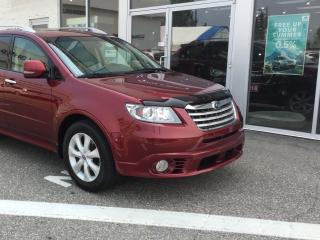 Used 2010 Subaru Tribeca LIMITED for sale in Vernon, BC