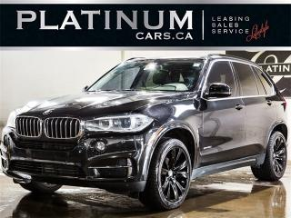 Used 2015 BMW X5 xDrive35i, SPORT, NAVI, PANO, CAM, HEATED LTHR for sale in North York, ON