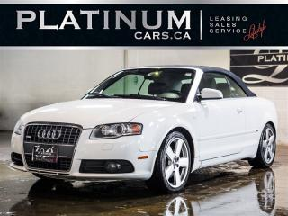 Used 2009 Audi A4 2.0T Quattro Cabriolet for sale in Toronto, ON
