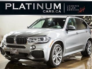 Used 2014 BMW X5 xDrive35i, M-SPORT, NAVI, CAM, PANO, HEATED LTHR for sale in North York, ON