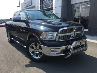Used 2011 RAM 1500 LARAMIE CREW CAB GARANTIE PLAN OR for sale in St-Anselme, QC