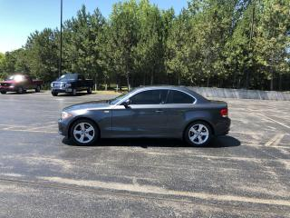 Used 2012 BMW 1-SERIES 128i COUPE RWD for sale in Cayuga, ON