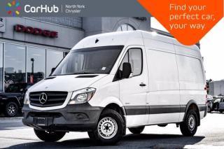 Used 2015 Mercedes-Benz Sprinter Cargo Vans RWD 2500 144