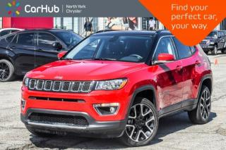 Used 2017 Jeep Compass Limited 4x4|Nav|BackUpCam|Leather|HeatFrntSeats|R-Start|19