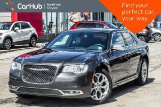 Used 2017 Chrysler 300 300C Platinum AWD|PanoSunroof|BackUpCam|R-Start|HeatSeats|19