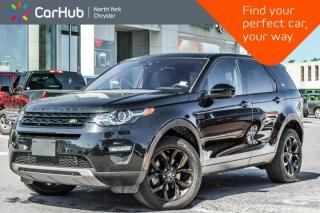 Used 2017 Land Rover Discovery Sport HSE AWD|Pano_Sunroof|7-Pass|Meridian|Heat Seats for sale in Thornhill, ON