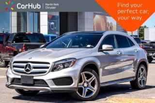 Used 2016 Mercedes-Benz GLA GLA 250 4Matic|Premium,MultimediaPkgs|Sunroof|Nav|19