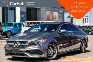 Used 2017 Mercedes-Benz CLA CLA 250 4Matic|Sport,Premium1,MultimediaPkgs|Nav|18