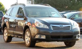 Used 2011 Subaru Outback 3.6R w/Limited & Nav Pkg for sale in Etobicoke, ON
