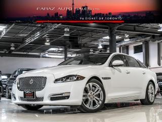 Used 2016 Jaguar XJ L|PORTFOLIO|3.0 AWD|TV/DVD|FULLY LOADED for sale in North York, ON