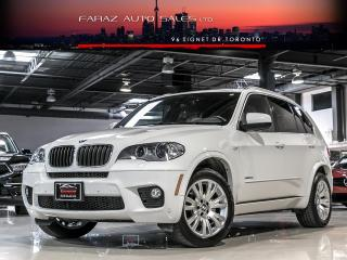 Used 2013 BMW X5 M-SPORT|3.5i|NAVI|REAR CAM|PANO|LOADED for sale in North York, ON
