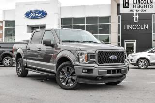 Used 2018 Ford F-150 XLT SUPERCREW 5.5ft' BED 4WD for sale in Ottawa, ON