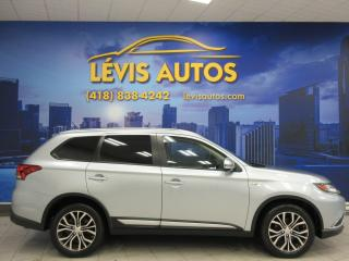 Used 2016 Mitsubishi Outlander SE AWD for sale in Levis, QC