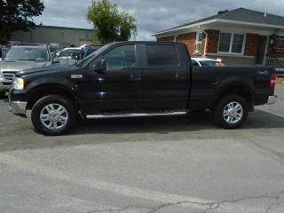 Used 2008 Ford F-150 4 RM, Super cabine multiplaces 139 po, X for sale in Mirabel, QC