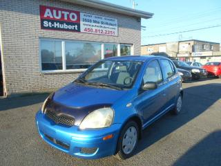 Used 2005 Toyota Echo LE for sale in Saint-hubert, QC