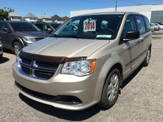 Used 2014 Dodge Grand Caravan SE *PLAN OR 5/100* for sale in Brossard, QC