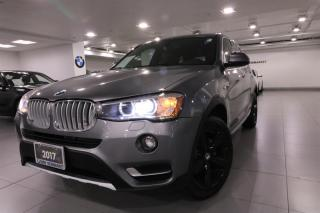 Used 2017 BMW X3 xDrive28i for sale in Newmarket, ON