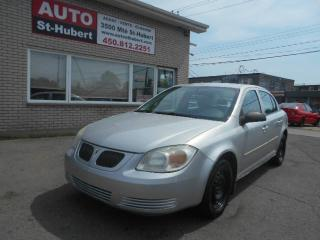 Used 2005 Pontiac Pursuit ** a/c ** for sale in Saint-hubert, QC