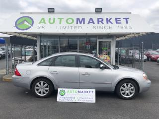 Used 2005 Ford Five Hundred Limited AWD LEATHER SUNROOF FINANCE IT! for sale in Langley, BC