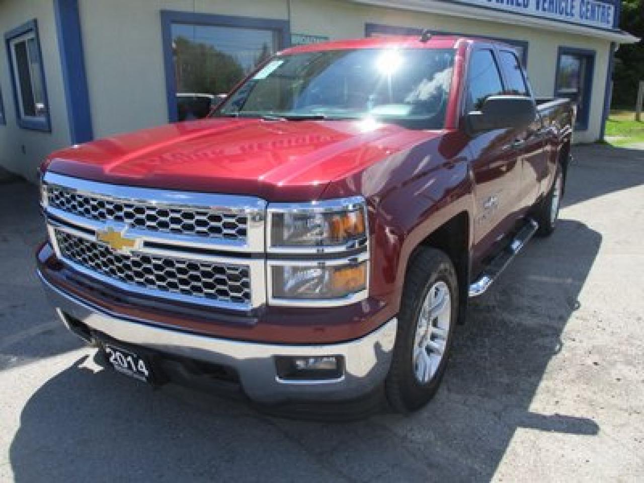 2014 Chevrolet Silverado 1500 WORK READY 'TEXAS-EDITON' 6 PASSENGER 5.3L - V8.. 4X4.. QUAD-CAB.. SHORTY.. TOUCH SCREEN.. BACK-UP CAMERA.. KEYLESS ENTRY..