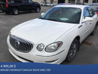 Used 2008 Buick Allure for sale in Rivière-Du-Loup, QC