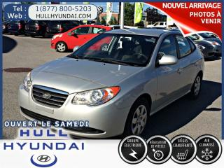 Used 2009 Hyundai Elantra GL A/C for sale in Gatineau, QC