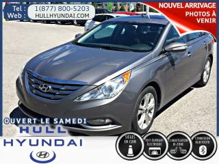 Used 2011 Hyundai Sonata Ltd Cuir for sale in Gatineau, QC