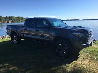 Used 2017 Toyota Tacoma TRD Off Road for sale in Perth, ON