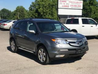 Used 2008 Acura MDX for sale in Komoka, ON