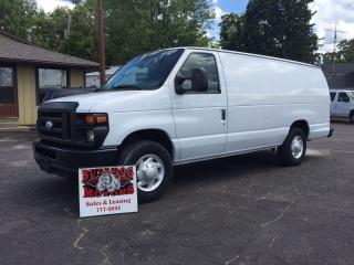 Used 2008 Ford E-250 Commercial for sale in Glencoe, ON