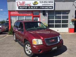 Used 2006 GMC Envoy SLT 4X4 LEATHER+SUNROOF for sale in London, ON