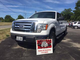 Used 2010 Ford F-150 XLT for sale in Glencoe, ON