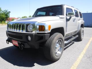 Used 2006 Hummer H3 for sale in Cornwall, ON
