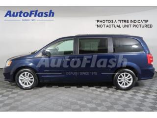 Used 2015 Dodge Grand Caravan Sxt Dvd Stow&go for sale in Saint-hubert, QC