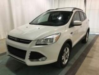 Used 2015 Ford Escape SE-AWD-LEATHER-NAVIGATION for sale in Tilbury, ON