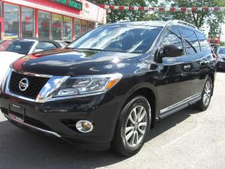 Used 2014 Nissan Pathfinder S 4WD 7 PASSENGER for sale in London, ON