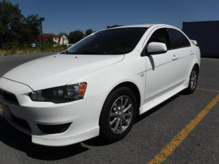 Used 2012 Mitsubishi Lancer SE for sale in Cornwall, ON